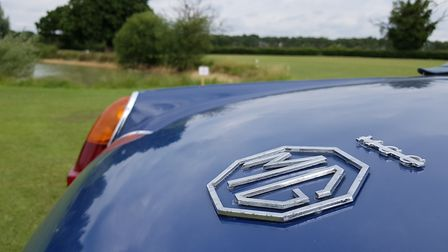 More than 650 heritage cars will be on display Picture: RACHEL EDGE