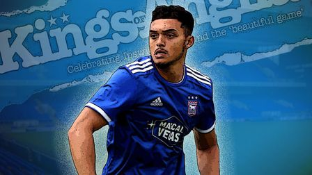 Andre Dozzell impressed during Ipswich Town's first pre-season friendly.