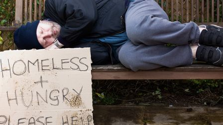 A new homeless support team will be formed following a succesful bid for funding from West Suffolk C