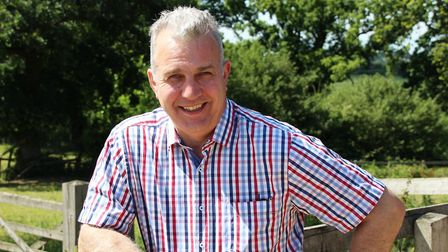 Tim Papworth of North Walsham Picture: FARM SAFETY FOUNDATION