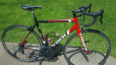 Have you seen this bicycle?Police are investigating its theft from a property in Aldeburgh Picture: