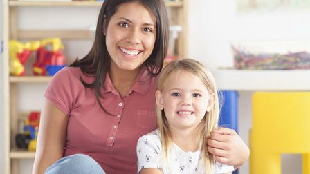 Approved childcare providers include registered childminders