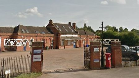 Newmarket railway station is one of the stations which will benefit from funding Picture: GOOGLE MAP