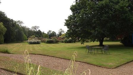 The property comes in a glorious private parkland setting. Picture: JACKSON-STOPS