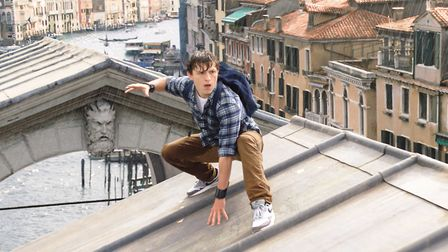 Spider-Man Far From Home still Picture: SONY PICTURES