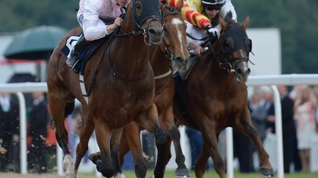 The Northumberland Plate is one of the weekend's racing highlights. Picture: PA SPORT