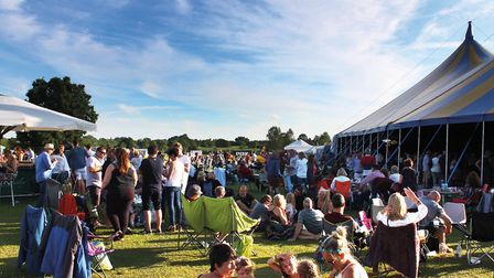 Bures Music Festival raises thousands of pounds for charity every year Picture: BURES MUSIC FESTIVAL