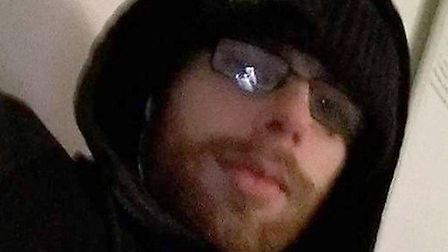 James Perkins, 25, from Clacton, was last seen at his home at 9pm on June 27 and police and family m