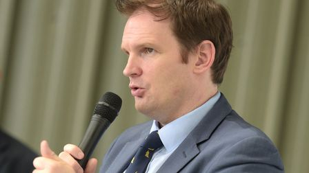 Dr Dan Poulter MP wants to see a zero tolerance approach to drunken patients who attack NHS staff. P