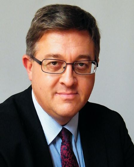Stephen Baker, East Suffolk Council chief executive said it would help keep Suffolk at the forefront