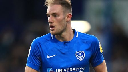 Defender Clarke became captain during his time at Portsmouth. Photo: PA