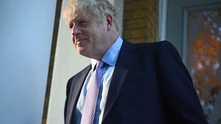 One of the two shortlisted candidates for Conservative Party leader. Picture: Kirsty O'Connor/PA Wir