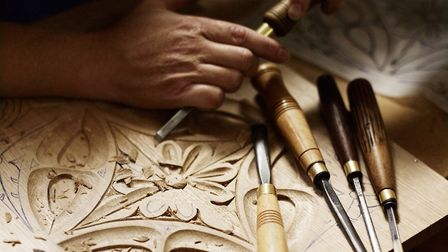 Everything is handcrafted onsite at Titchmarsh & Goodwin