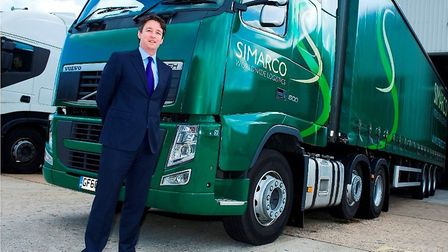 Simon Reed, founder and managing director of Simarco. Picture: SIMARCO