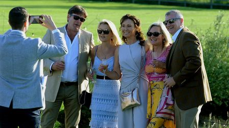 The GeeWizz Midsummer Ball took place at Hall Farm. PICTURE: Andy Abbott