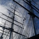 The Cutty Sark... maybe next time. Picture: Alison Connors.