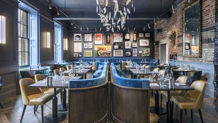The Eaterie at The Angel Hotel has undergone a revamp Picture: Jonathan Banks / Photobanks Ltd