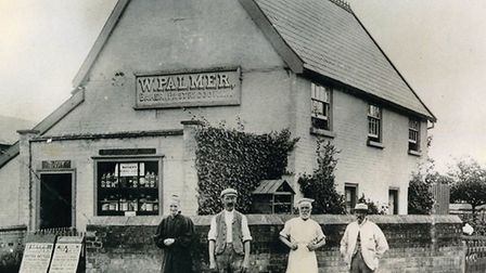 The man who started it all... This picture from 1887 shows 'freethinker' William Palmer - the man wi