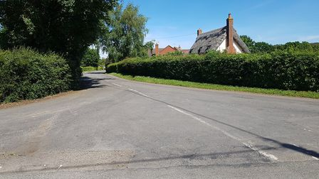 Parents in and around Boxford are furious with the council over the new school transport system Pict