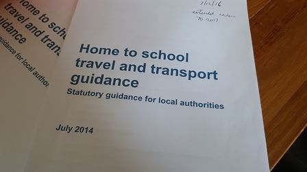 Tristan Wood claims the council hasn't properly followed government guidance Picture: RACHEL EDGE