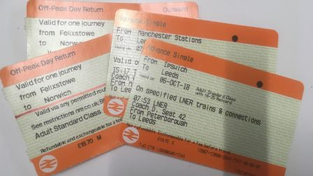 End of the line for train tickets, as more people switch to smart cards and buying cards on their ph