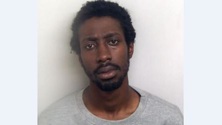 Jamal Durant-Inniss has been baned from Colchester town centre for two years Picture: ESSEX POLICE