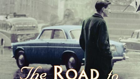 The cover of The Road to Grantchester, the prequel novel which explores how Sidney Chambers joins th