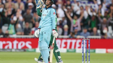 England's Joe Root is one of the stars who must fire in their vital clash with India. Picture: PA SP