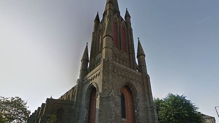 The incidents both happened at St.John's Church, with �1,000 of damage caused when a brass cross, oa