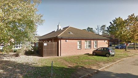 Walker Close in Ipswich, which had to close to new admissions between March and June Picture: GOOGLE
