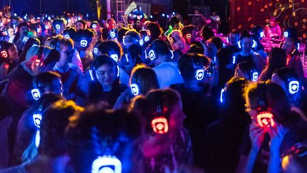The Siren Festival will feature a silent disco Picture: Richard Boll