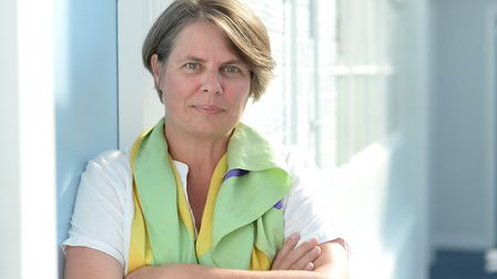 Angela Ransby, CEO of The Raedwald Trust Picture: PAGEPIX
