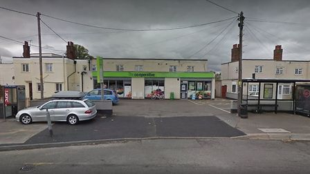 The Chelmsford Star Co-operative, in Cressing Road, Braintree Picture: GOOGLE