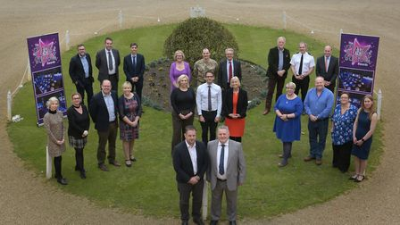 Launch of the Stars of Suffolk Awards for 2019 Picture: SARAH LUCY BROWN