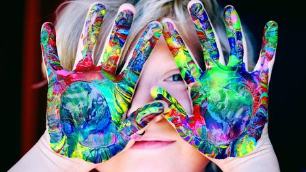 Fun for all the family, lies at the heart of Art Eat, the music, art and food festival centred on th