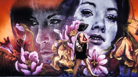 Four murals and public space artworks will be created in the run-up to Art Eat Photo: Art Eat