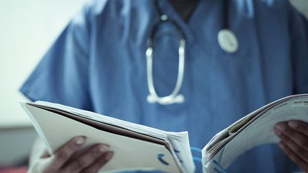 Nurses would take over some of the roles of health visitors under the plan Picture: GETTY IMAGES/IST