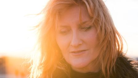 Scottish pop-folk musician Eddi Reader who is bringing her band and a party atmosphere to The Apex i