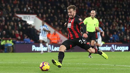 Ryan Fraser is an Arsenal target. Picture: PA