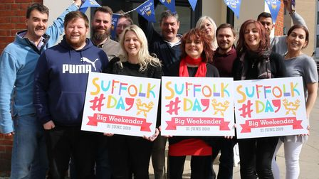 Suffolk Day will return this Friday, June 21. Picture: CHARLOTTE BOND