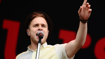 X Factor star Olly Murs appears in the list for Witham in Essex Picture: IAN WEST/PA