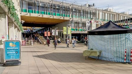 The University of Essex scored above average scores for student satisfaction Picture: GOOGLE MAPS