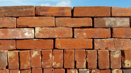 Bricks from Cobar Services Picture: Andrew Cook