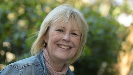 BBC Radio Suffolk broadcaster, Lesley Dolphin Picture: SARAH LUCY BROWN