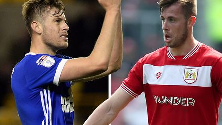 Adam Webster swapped Ipswich Town for Bristol City last summer. Picture: ARCHANT/PA