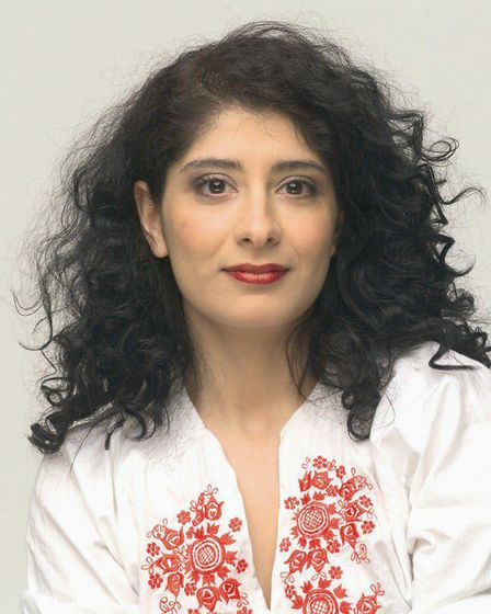 Shappi Khorsandi shares tales of the funny side of fame and failure in her new show Skittish Warrior