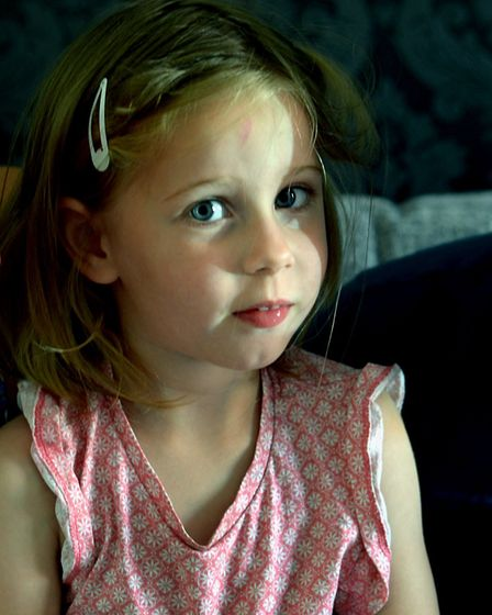 The parents of Indie-Rose Clarry say she has benefited hugely from cannabis-based medication prescri