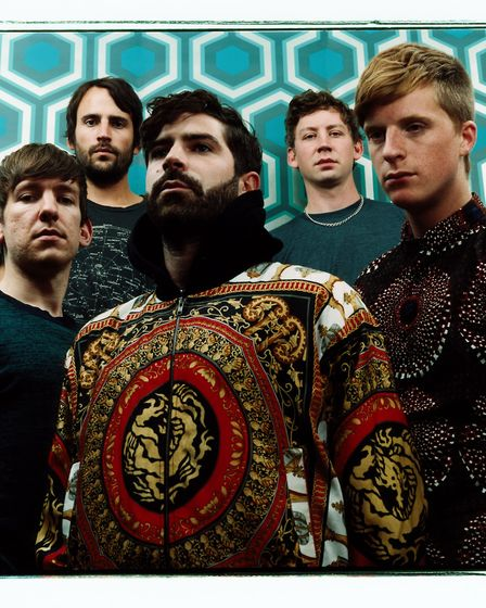 Foals will be among the headliners