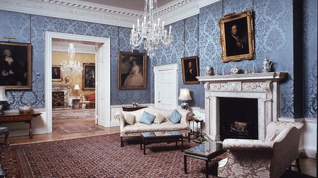 Silk from Sudbury can also be found in 10 Downing StreePicture: GAINSBOROUGH SILK