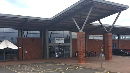 Work could begin at Newmarket Leisure Centre later this year Picture: ABBEYCROFT LEISURE
